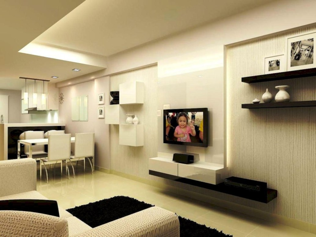 Minimalis interior design that you can try in your dream home 15