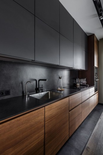 Modern kitchen design ideas you can try in your dream home 08
