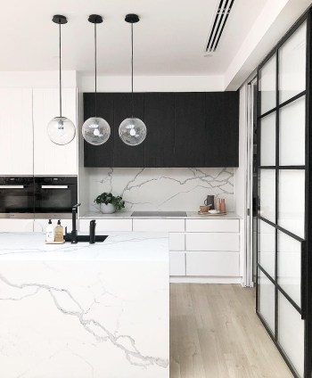 Modern kitchen design ideas you can try in your dream home 11