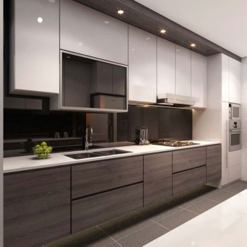 Modern kitchen design ideas you can try in your dream home 12