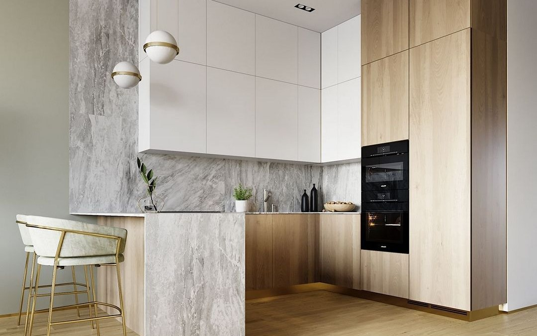 43 Modern Kitchen Design Ideas you Can Try in your Dream Home