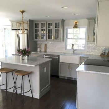 Modern kitchen design ideas you can try in your dream home 19