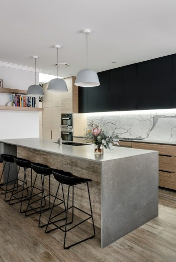 Modern kitchen design ideas you can try in your dream home 31