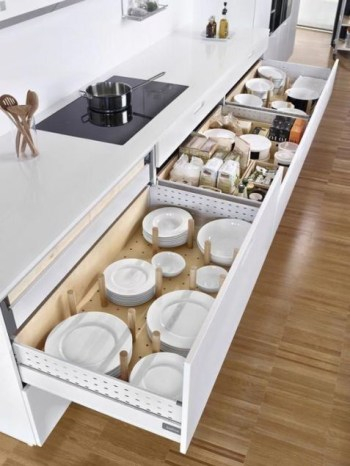 Modern kitchen design ideas you can try in your dream home 39