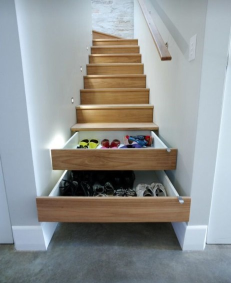Smart hidden storage solution design that you can try in your home 13