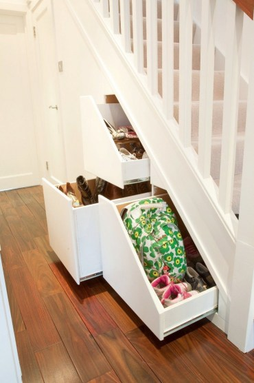 Smart hidden storage solution design that you can try in your home 16