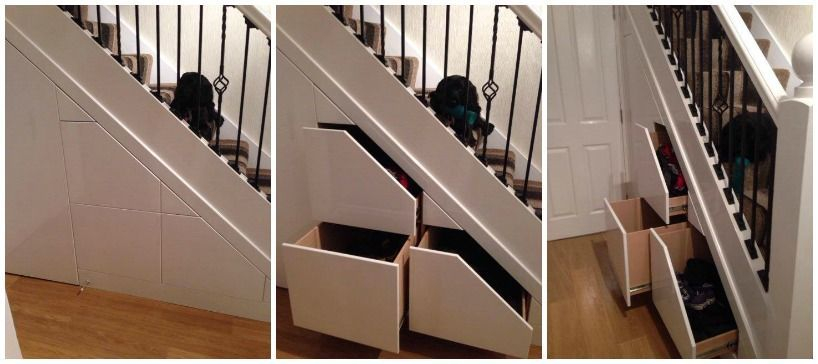 Smart hidden storage solution design that you can try in your home 30