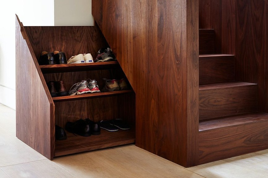 Smart hidden storage solution design that you can try in your home 35