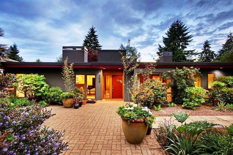 The best and stunning front yard design 05