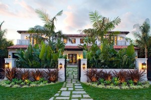 The best and stunning front yard design 10