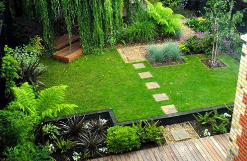 The best and stunning front yard design 15