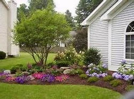 The best and stunning front yard design 18