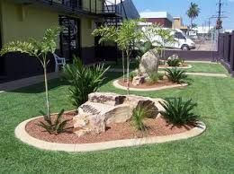 The best and stunning front yard design 27