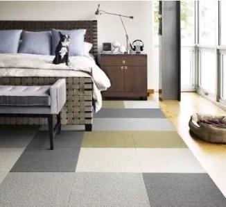 The best design of the carpet floor bedroom that inspiring 23