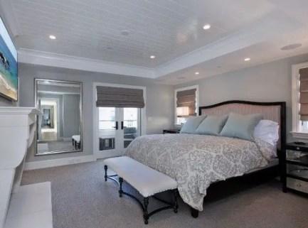 The best design of the carpet floor bedroom that inspiring 39