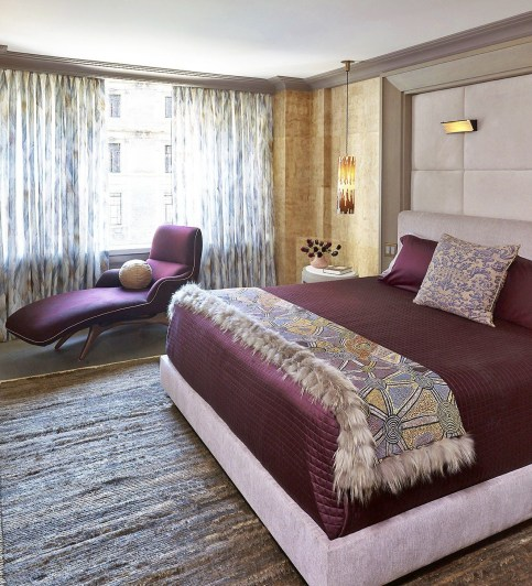 The best design of the carpet floor bedroom that inspiring 43