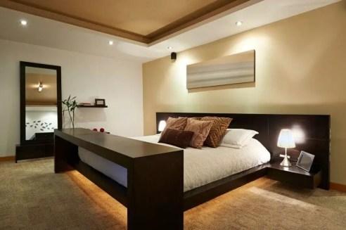 The best design of the carpet floor bedroom that inspiring 45