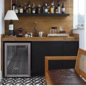 The best mini bar design ideas in balcony apartment 12