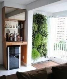 The best mini bar design ideas in balcony apartment 14