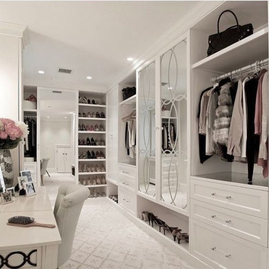 The best wardrobe design ideas you can copy right now 33