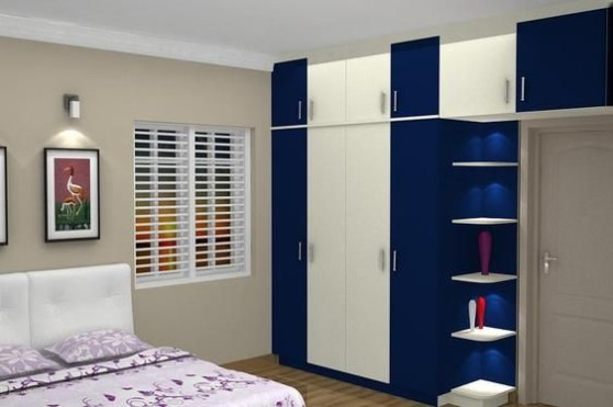 Wardrobe design ideas that you can try in your home 14