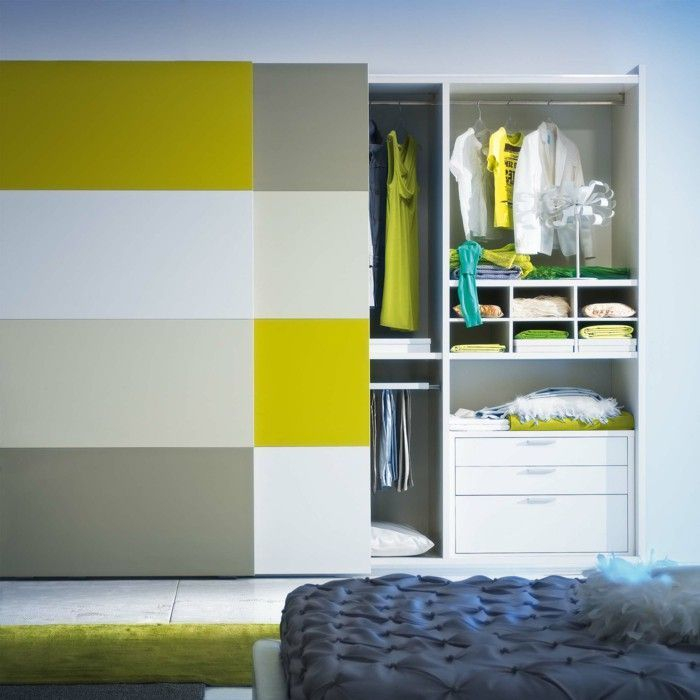 Wardrobe design ideas that you can try in your home 15