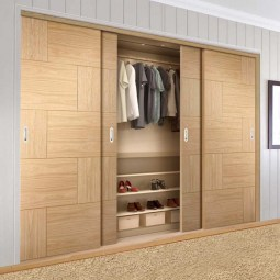 Wardrobe design ideas that you can try in your home 28