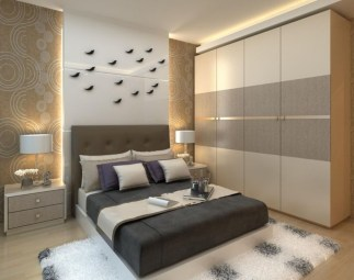 Wardrobe design ideas that you can try in your home 30
