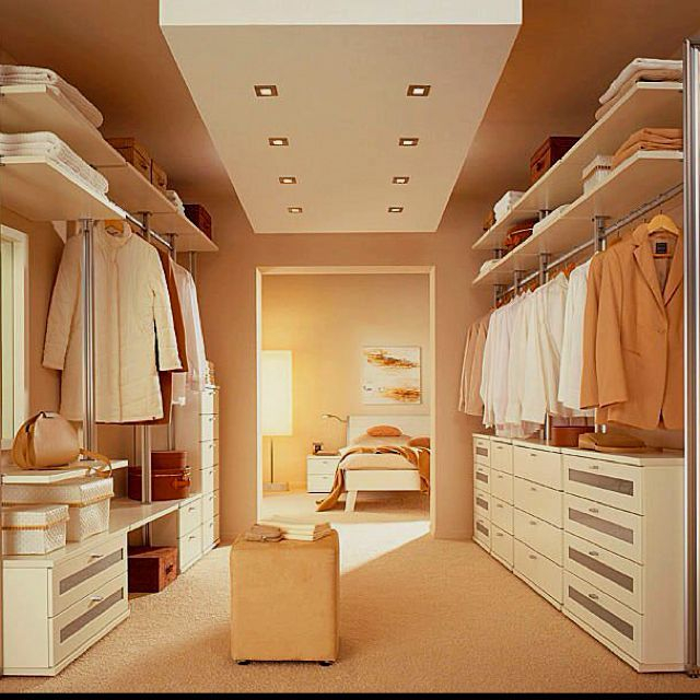 Wardrobe design ideas that you can try in your home 33