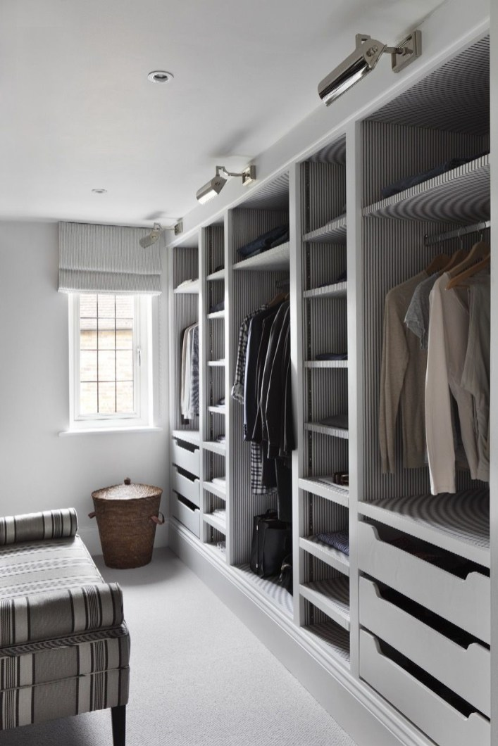 Wardrobe design ideas that you can try in your home 41