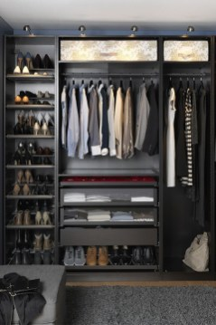 Wardrobe design ideas that you can try in your home 44