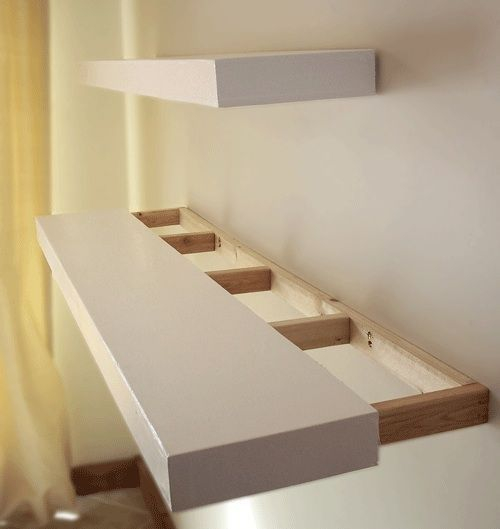 Wooden cabinet design ideas for book diy that you can make in your home 02