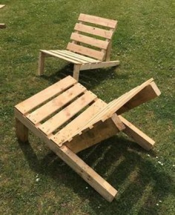 Diy chair pallet design ideas taht you can try 07