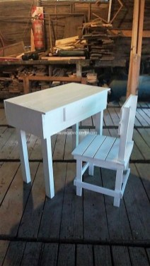 Diy chair pallet design ideas taht you can try 16