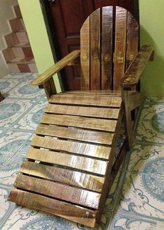 Diy chair pallet design ideas taht you can try 19