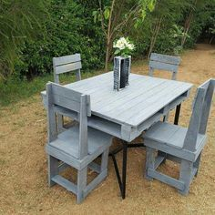 Diy chair pallet design ideas taht you can try 32