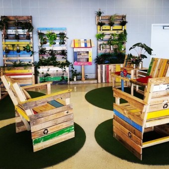 Diy chair pallet design ideas taht you can try 34