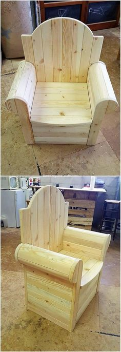 Diy chair pallet design ideas taht you can try 40