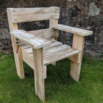 Diy chair pallet design ideas taht you can try 46