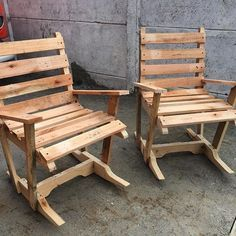 Diy chair pallet design ideas taht you can try 49