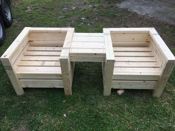 Diy chair pallet design ideas taht you can try 53