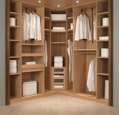Wardrobe design ideas that you can try current 06