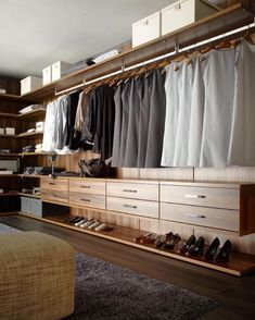 Wardrobe design ideas that you can try current 48