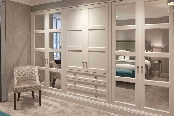 Wardrobe design ideas that you can try current 52