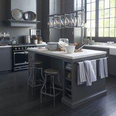 Wood kitchenset design ideas that you can try 03