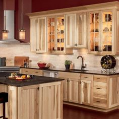 Wood kitchenset design ideas that you can try 11