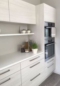 Wood kitchenset design ideas that you can try 17