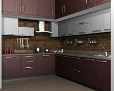 Wood kitchenset design ideas that you can try 30