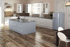 Wood kitchenset design ideas that you can try 41
