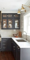 Wood kitchenset design ideas that you can try 50